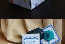 Explosion birthday box