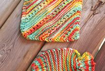 knitting / by Carol Powell