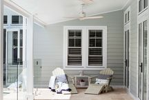 weatherboard finishes