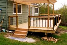 small deck