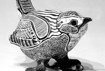 Fresh Ideas / All sorts if art, pics, etc  / by Wee Pottage, Whimsical Totems, Art And Functional Pottery
