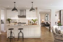 Beautiful Kitchens- Dining Rooms