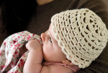 Crochet Baby:  Hats / by Joan Nicholes
