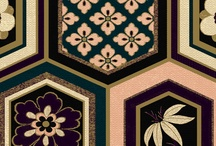 Quilt-Gate HR3920 Wa-Who / Quilt-Gate: Hyakka Ryoran - Wa-Who Fabrics Collection