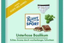 Ritter Sport Fakes