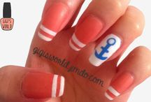 My Blog / Here you'll find all the posts I've published of my nail art and DIY blog. So feel free to take a look !! www.gigisworlds.jimdo.com
