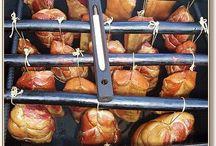 Wędzonki, mięsa i wędliny