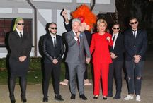 Katy Perry Choose Hilary Clinton For Halloween / Katy Perry is a big fan of Hilary Clinton. But she showed how much she love Clinton on Friday night when she transformed into Clinton for Halloween. Katy was unrecognizable.