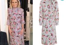 Kelly Ripa Style & Clothes by WornOnTV
