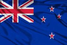 Kiwi Flag designs / New Zealand