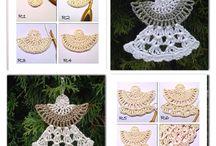 Crochet patterns / Crochet stitches