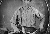 Blacksmith & Carpentry &Saddles