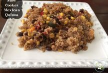 Slow Cooker Meatless Meals