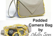 Camera Bag / For ideas with Amy for a camera bag / by Shawna Swaim
