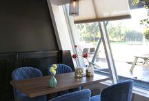 Interior design grand café de Bosbaan / Interior design Grand Café de Bosbaan, RTL 4, herrie op de bosbaan