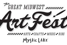 The Great Midwest Art Fest / The Great Midwest Art Fest: Music, Ribs, Crafts Prior Lake, Minnesota | Jul 25 – Jul 27, 2014