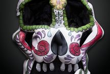 Beautiful body paint / by Karen Papesh