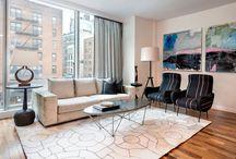 Chelsea Loft by Elizabeth Bolognino Interiors