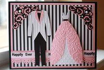 Cardmaking- Wedding / by Inky Jane