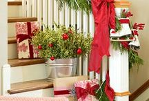 christmas decorations and ideas / by Deborah Patz