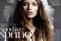 my magazines / by Monika Picard
