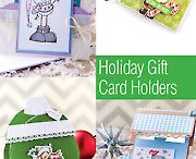 Holiday Wish List From the Editors of CardMaker Magazine / CardMaker magazine editor Tanya Fox and managing editor Brooke Smith have created a board filled with all things holiday. Patterns to make, supplies to try, recipes to bake, all mixed with a few lighthearted laughs. Sit back, relax and click your way to a delightful holiday season! AnniesCraftStore.com #MakeItMerryWithAnnies