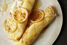 Naleśniki i omlety-Pancakes and omelette