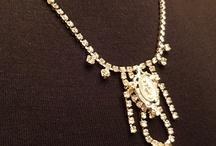Vintage Jewelry  / Vintage Jewery forgotten Glamour!  / by VintElegance