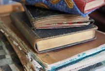 Sketchbooks and Altered Books / Sketchbooks and altered books by Linda and Laura Kemshall