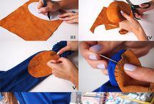 DIY- Sewing