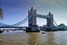 United Kingdom / mete di viaggi nel Regno Unito