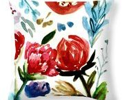 Art Fashion by Mel / watercolor Illustration