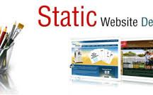 Static Website Design Company India / Static Website Design Company India- Web designing includes wide a range of services which play important role in building strong foundation for websites in the internet world. There are a lot of websites present on internet so competition to make a mark among internet users is very high. We provide static website at affordable price all over the world.