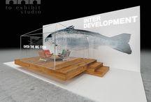 Exhibition Inspiration / Allestimenti e sistemi espositivi