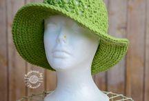crochet hat patterns