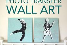 wall art / by La Dutchesse .