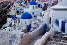 Santorini, Athens, and Istanbul
