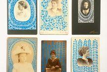 Lisa Congdon Cabinet Portraits