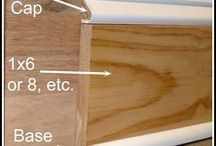Cabinet making hints