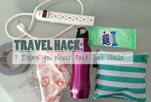 travelling hacks and tips
