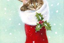 kerstpoes