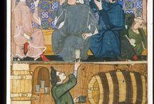 Hverdagsliv i middelalderen