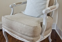 Upholstery / by M Fields