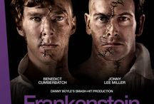 Frankenstein(cumberbatch version) / Never actually saw it