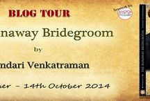 The Runaway Bridegroom by Sundari Venkatraman / Chanda Maheshwari's family is shaken when her thirteen-year-old bridegroom Veerendra runs away immediately after the wedding. The eight-year-old child doesn't even understand the impact on her life. Unable to face their neighbours and friends, the Maheshwaris move from their village to Jaipur and begin a new life in the city.
