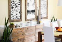 nábytok a dekorácie