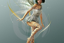 Fairies Through the Ages / All the different ways fairies have been portrayed over time.