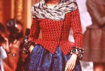 Christian Lacroix - 80's Couture.
