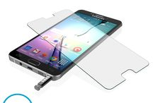 GALAXY NOTE 5 SCREEN PROTECTOR, PUNKCASE TEMPERED GLASS