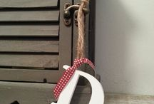Hanging Letter Tags